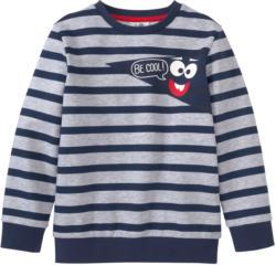 Jungen Sweatshirt mit Fun-Print