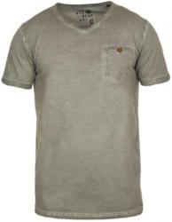 Solid V-Shirt »Tinny«