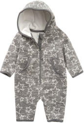 Newborn Overall aus Fleece