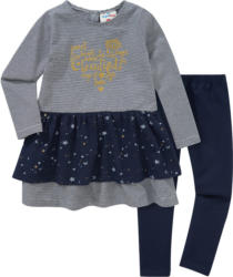 Mädchen Shirt und Thermo-Leggings im Set