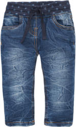 Baby Pull-On Jeans mit Sternen-Print