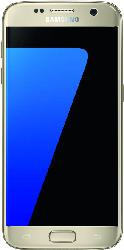 Smartphones - SAMSUNG Galaxy S7 32 GB Gold-Platinum