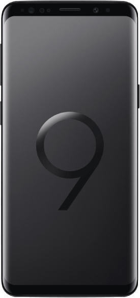 Smartphones - SAMSUNG Galaxy S9 64 GB Midnight Black Dual SIM