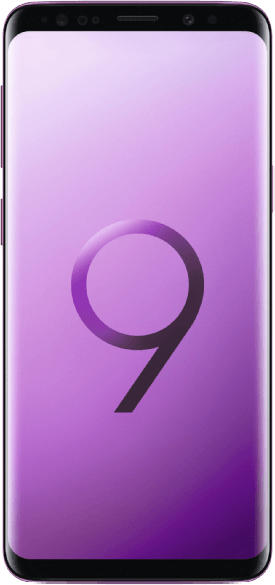 Smartphones - SAMSUNG Galaxy S9 64 GB Lilac Purple Dual SIM