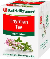 Bad Heilbrunner Thymian Tee, 8 x 1,4g