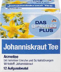 DAS gesunde PLUS Johanniskraut Tee, 12 x 2 g