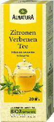 Alnatura Zitronenverbene Tee, 20 x 1,5g