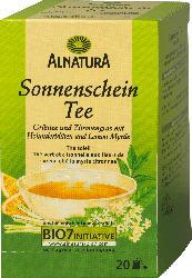 Alnatura Sonnenschein Tee, 20 x 1,5g