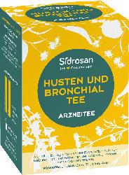 Sidrosan Arznei-Tee, Husten- & Bronchial-Tee (15x1,5g)