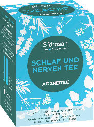 Sidrosan Arznei-Tee, Schlaf & Nerven (15x1,5g)