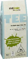 Stick & Lembke Pai Mu Tan weißer Tee, 1,5g x 18 Pyramidenteebeutel