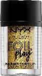 dm-drogerie markt NYX PROFESSIONAL MAKEUP Lidschatten Foil Play Cream Pigment pop quiz 08