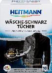 dm-drogerie markt Heitmann Wäsche-Schwarz-Tücher