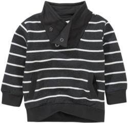 Baby Sweatshirt im Streifen-Design