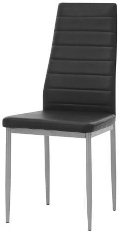 Stuhl Simone schwarz