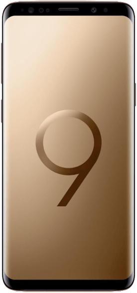 Smartphones - SAMSUNG Galaxy S9 64 GB Sunrise Gold Dual SIM