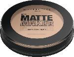 dm-drogerie markt Maybelline New York Gesichtspuder Matte Maker nude beige 20