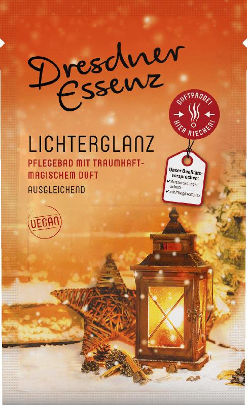 Dresdner Essenz Badesalz Lichterglanz