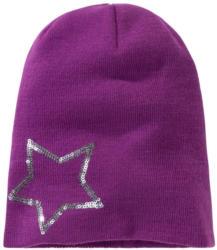 Mädchen Mütze mit Pailletten-Stern