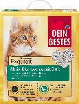 dm-drogerie markt Dein Bestes Aktiv-Klumpstreu mit Duft für Katzen, Exquisit Aloe Vera