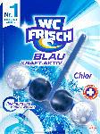 dm-drogerie markt WC-Frisch WC-Reiniger Kraft-Aktiv Blauspüler Chlor