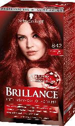 Schwarzkopf Brillance Haarfarbe Kaschmirrot 842, 1 St