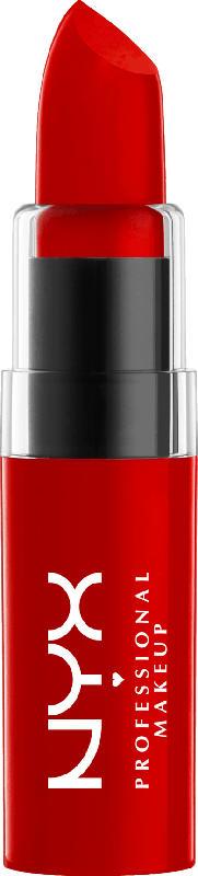NYX PROFESSIONAL MAKEUP Lippenstift Butter Lipstick Afternoon Heat 08