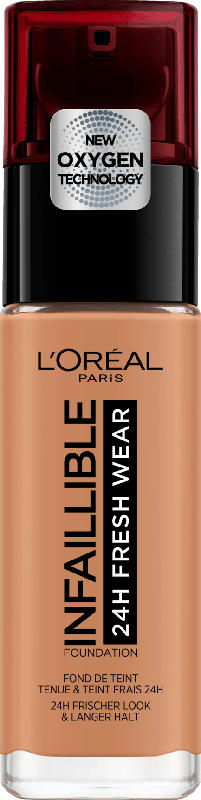 L'ORÉAL PARIS Make-up Infaillible 24H Fresh Wear Toffee 320