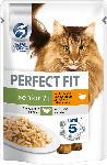 dm-drogerie markt PERFECT FIT Nassfutter für Katzen, Senior 7+, mit Truthahn & Karotten
