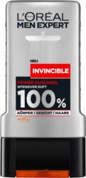 L'Oréal Paris Men Expert, »Invincible«, Duschgel