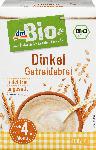 dm-drogerie markt dmBio Dinkel Getreidebrei nach dem 4. Monat, 2x200g
