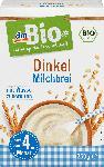 dm-drogerie markt dmBio Dinkel Milchbrei nach dem 4.Monat