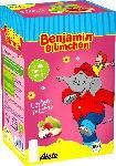 dm-drogerie markt Alete Quetschbeutel Benjamin Blümchen Gartenfrüchte, 4x100g