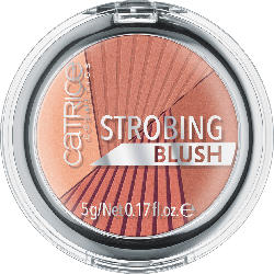Catrice Rouge Strobing Blush Mrs. Amber Brown 030