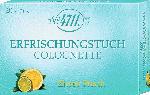 dm-drogerie markt 4711 Echt Kölnisch Wasser Erfrischungstuch Colognette Citrus