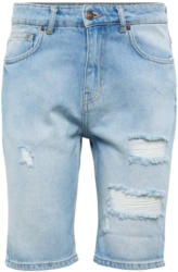 Jeans Shorts ´LIGHT BLUE DENIM SHORTS WITH ABRASIONS´