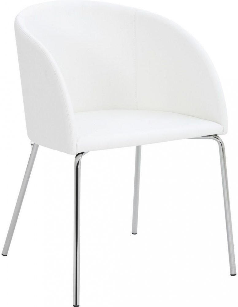 Stuhl In Metall Textil Weiss Nur 282 49 Statt 339 00 Xxxlutz