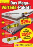 MFO Matratzen Filiale Dortmund Das Mega-Vorteils-Paket - bis 31.12.2018
