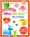 "Ernsting's family Baby Buch ""Farben"""