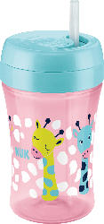 """Nuk Flasche Easy Learning Cup """"Fun"""" 300ml, ab 18 Monate, Girl 2017"""
