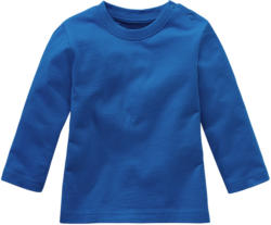 Baby Langarmshirt mit Schulterknöpfung