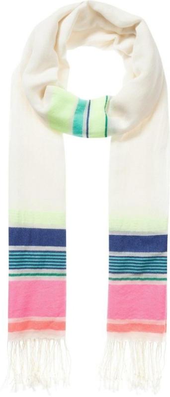 Codello Schal mit Colorblocking und Streifen