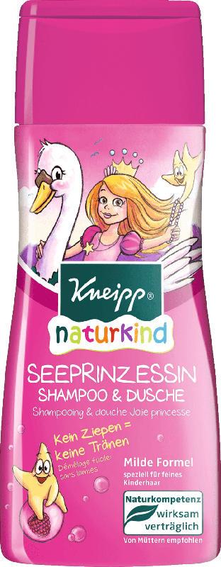 Kneipp Kids Shampoo & Dusche naturkind Seeprinzessin