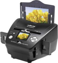 Reflecta 3in1 Scanner Diascanner, Fotoscanner, Negativscanner 1800 dpi