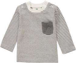 Newborn Langarmshirt mit Streifen