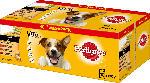 dm-drogerie markt Pedigree Nassfutter für Hunde, Adult Auswahl in Sauce, Multipack, 40x100g