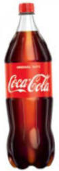 Coca-Cola, Coca-Cola light, Coca-Cola Zero, Fanta, Sprite oder Mezzo-Mix