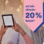 Thalia -20% auf alle tolino eReader* - bis 17.12.2018