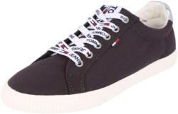 Sneaker in Canvas-Optik