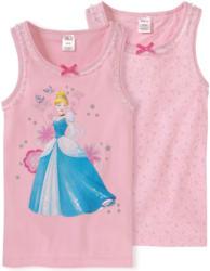 2 Disney Prinzessin Unterhemden im Set